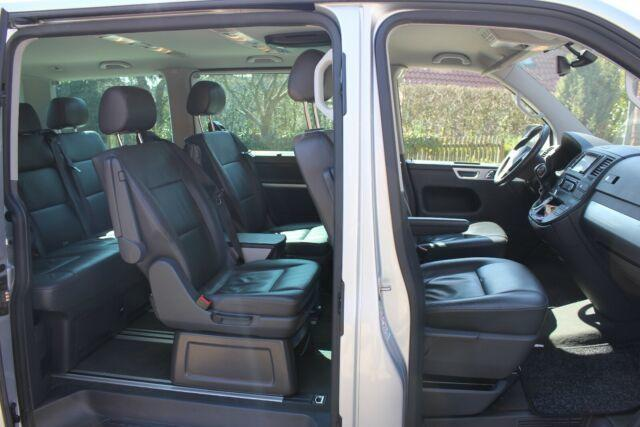 Left hand drive VOLKSWAGEN MULTIVAN Highline 4 Motion