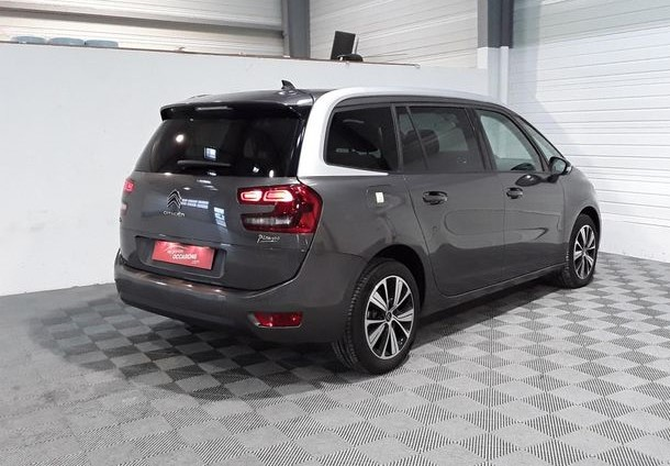 CITROEN C4 GRAND SPACETOURER (04/2018) - GREY - lieu: