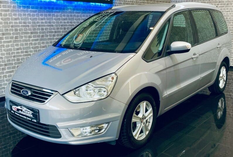 Left hand drive FORD GALAXY 2.0 TDCI 163 7 SEATS AUTO GPS