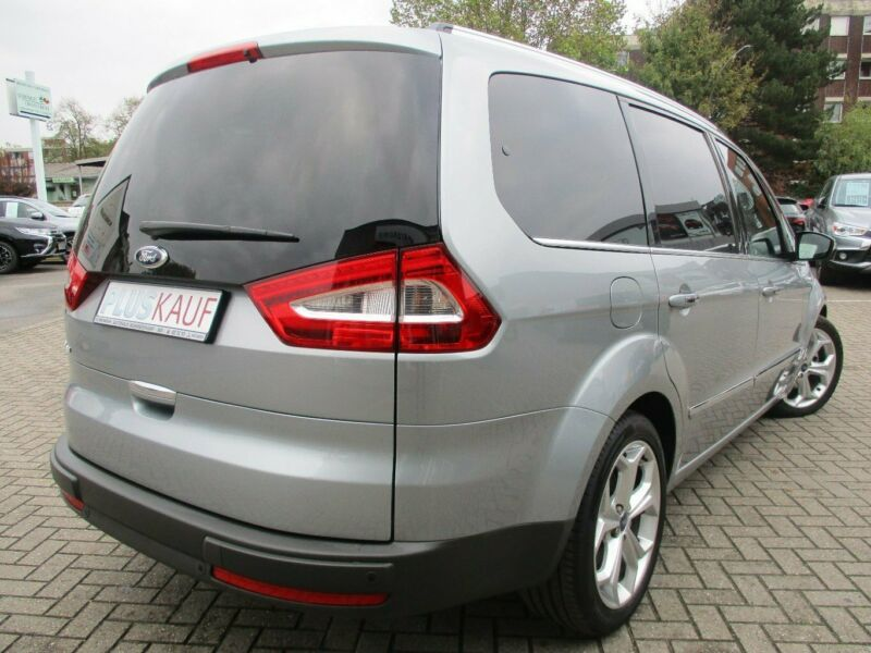 Lhd FORD GALAXY (04/2015) - SILVER