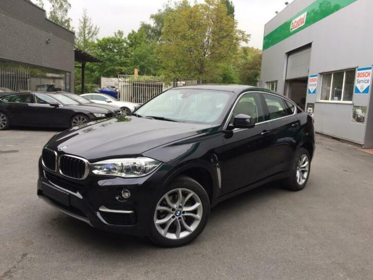 Left hand drive BMW X6 XD30  INDIVIDUAL