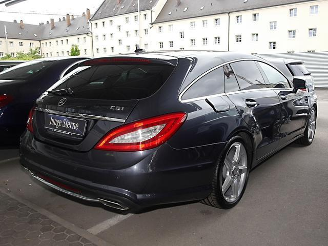 Left hand drive MERCEDES CLS CLASS  CLS 350 CDI AMG pack