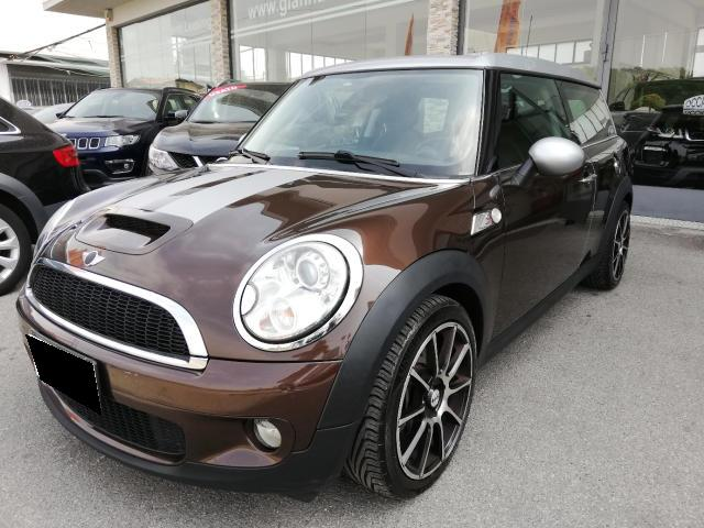 Left hand drive MINI COUNTRYMAN 1.6 S