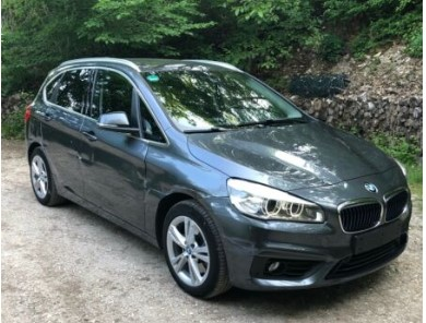 Left hand drive BMW 2 SERIES 225 XE TOURER HYBRID
