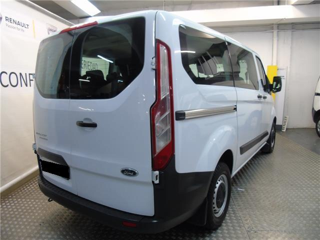 Left hand drive FORD TOURNEO  Custom FT 300 L1 SPANISH REG