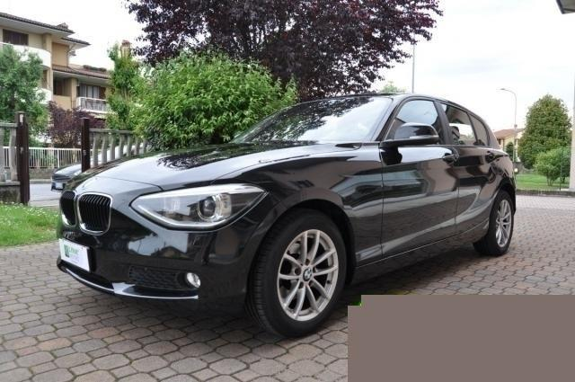 Left hand drive BMW 1 SERIES 118D BUSINESS