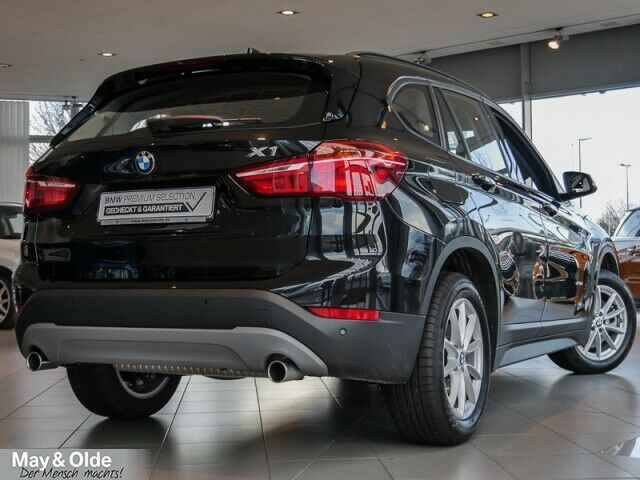 Left hand drive BMW X1 XDrive 2.0i ADVANTAGE EDITION