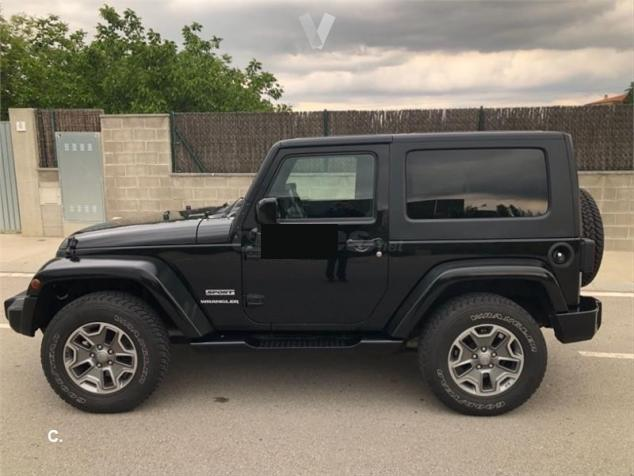JEEP WRANGLER (04/2009) - BLACK
