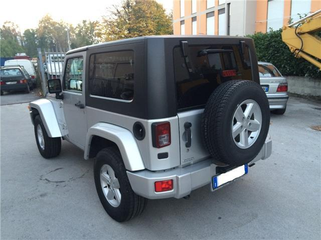 Left hand drive JEEP WRANGLER 2.8 CRD SPORT