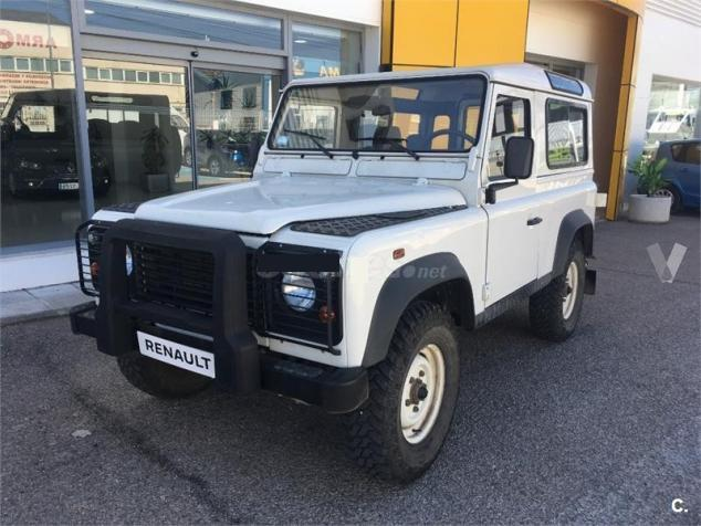 LANDROVER DEFENDER (07/2006) - WHITE