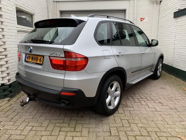Left hand drive BMW X5 3.0 EXECTUVE 7 SEATS