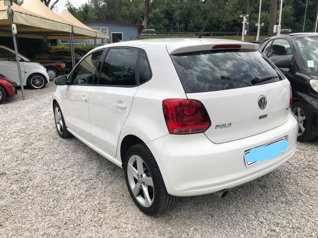Left hand drive VOLKSWAGEN POLO 1.4 DSG  Highline