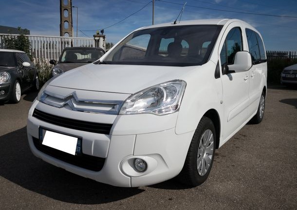 Left hand drive CITROEN BERLINGO 1.6 HDi FAP 16V 110 FRENCH REG