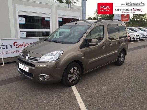 lhd CITROEN BERLINGO (04/2015) - BROWN - lieu: