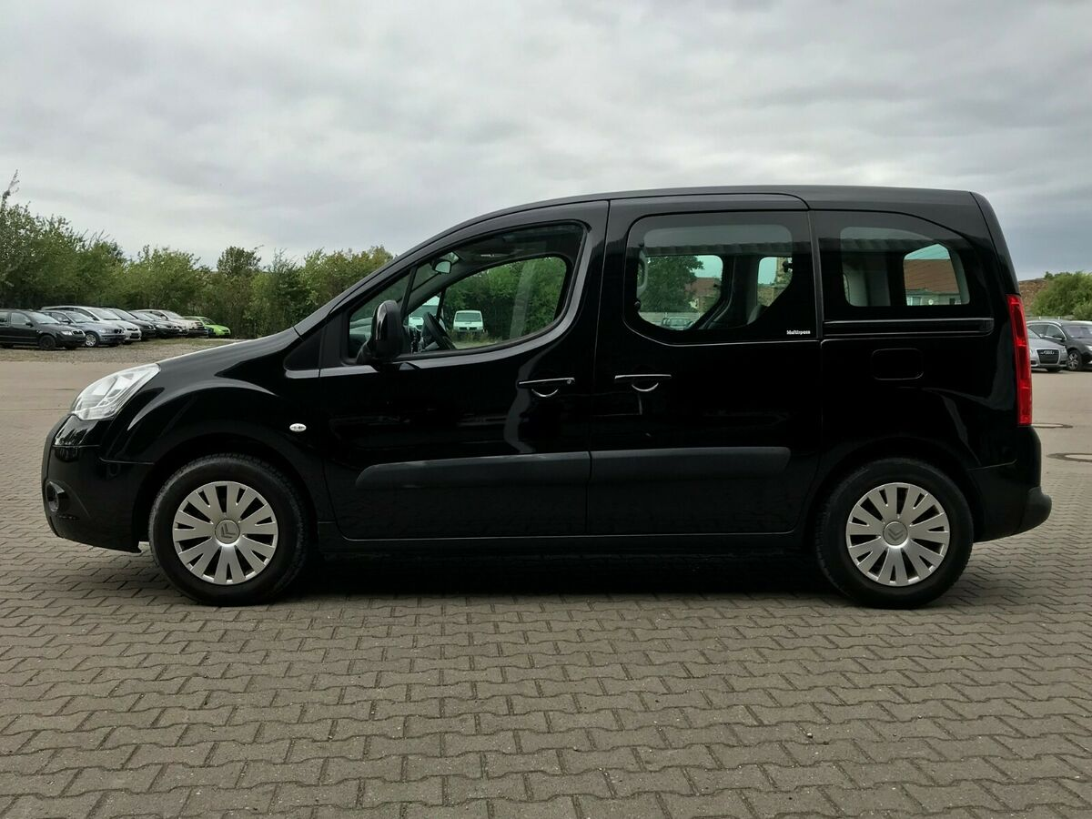 Left hand drive CITROEN BERLINGO 1.6MULTISPACE