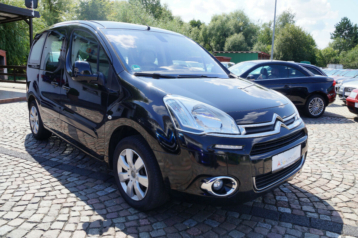 Left hand drive CITROEN BERLINGO 1.6 e-HDi Multispace