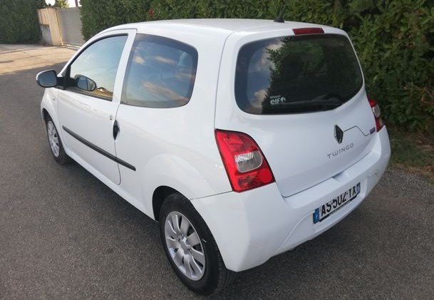 Left hand drive RENAULT TWINGO 1.2I FRENCH REG