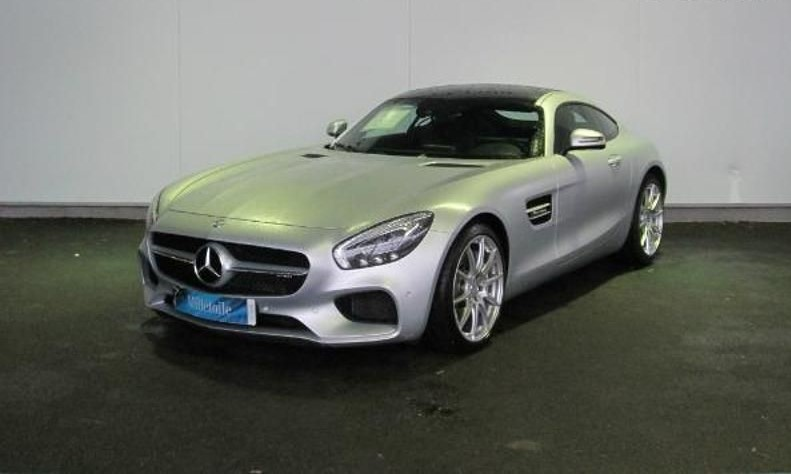 Left hand drive MERCEDES GT  AMG GT 4.0 V8 FRENCH REG