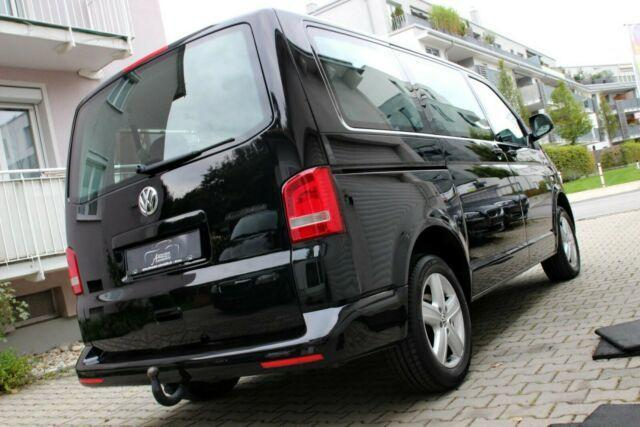 Left hand drive VOLKSWAGEN CARAVELLE 2.0 TDI 4MOTION AUTO
