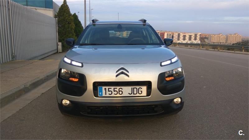 Left hand drive CITROEN C4 CACTUS  1.6 HDI 92 AUTOMATIC 2015