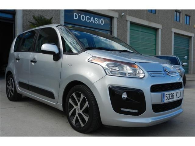 Left hand drive CITROEN C3 PICASSO 1.6 HDI COLLECTION SPANISH REG