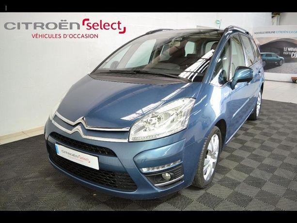 Left hand drive CITROEN C4 GRAND PICASSO 2.0 150 HDI 7 SEATS MILLENIUM FRENCH REG