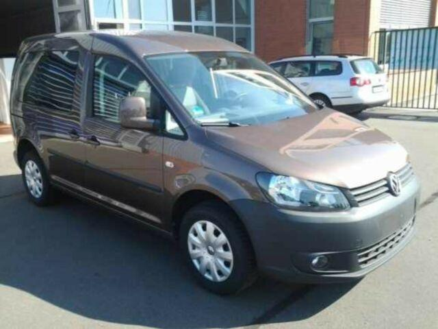 Left hand drive VOLKSWAGEN CADDY 1.6 TDI 5 SEATER 4MOTION