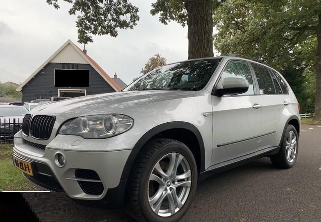 Left hand drive BMW X5 40D PANO - SUNROOF AUTO