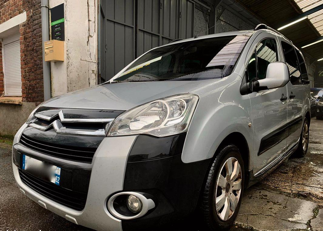 Left hand drive CITROEN BERLINGO 1.6 HDI XTR FRENCH REG
