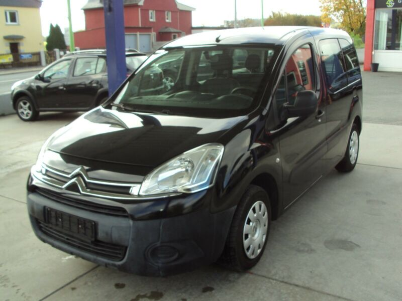 lhd CITROEN BERLINGO (12/2012) - BLACK