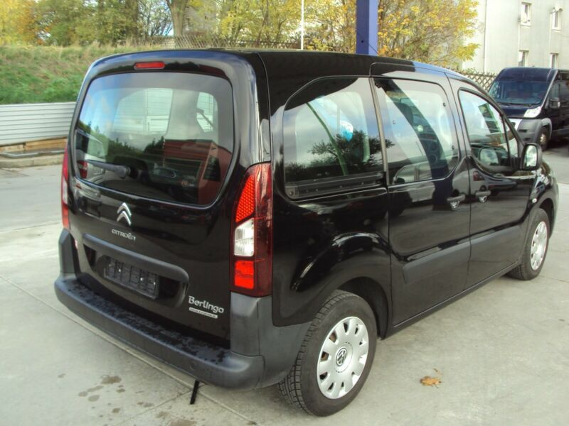 CITROEN BERLINGO (12/2012) - BLACK