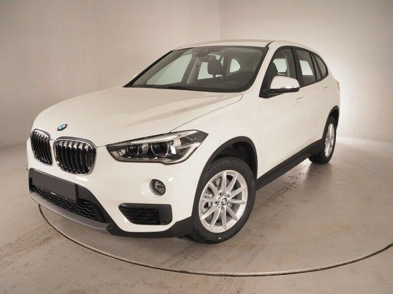 Left hand drive BMW X1 XDrive20d  Advantage