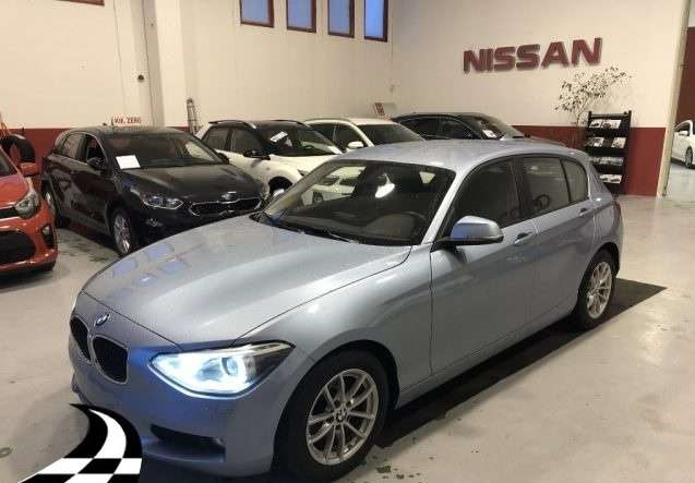 Left hand drive BMW 1 SERIES  Efficient Dynamics Business