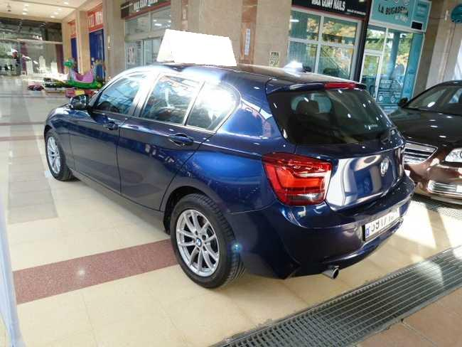 BMW 1 SERIES (04/2013) - BLUE