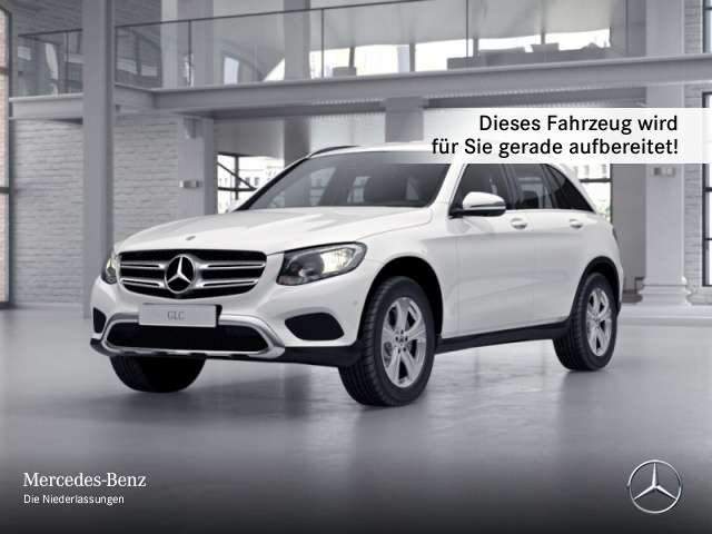 Left hand drive MERCEDES GLC 220 d 4M 360� COMAND
