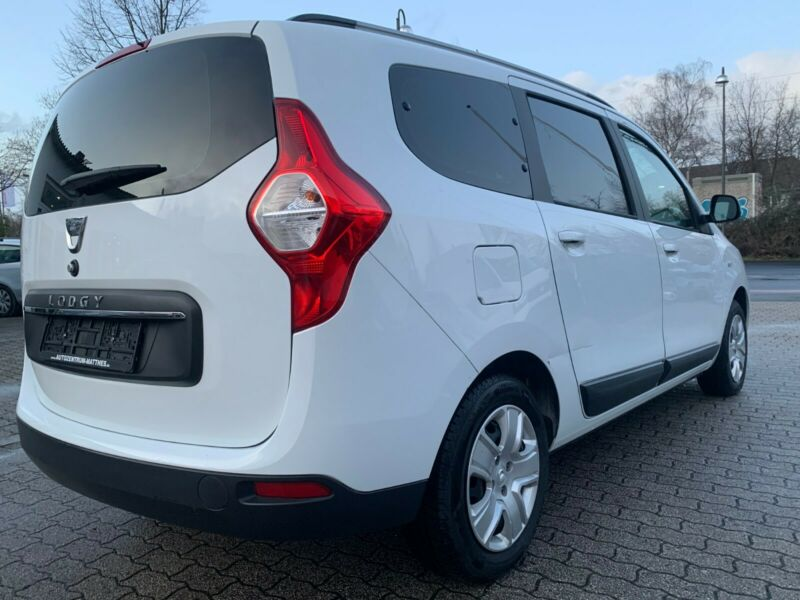 DACIA LODGY (04/2019) - WHITE