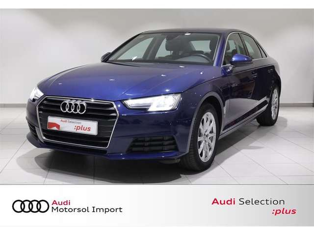 Left hand drive AUDI A4  2.0TDI Advanced edition S tronic Spanish reg