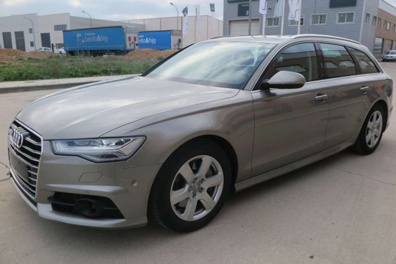 Left hand drive AUDI A6 Avant 3.0TDI Advanced edition
