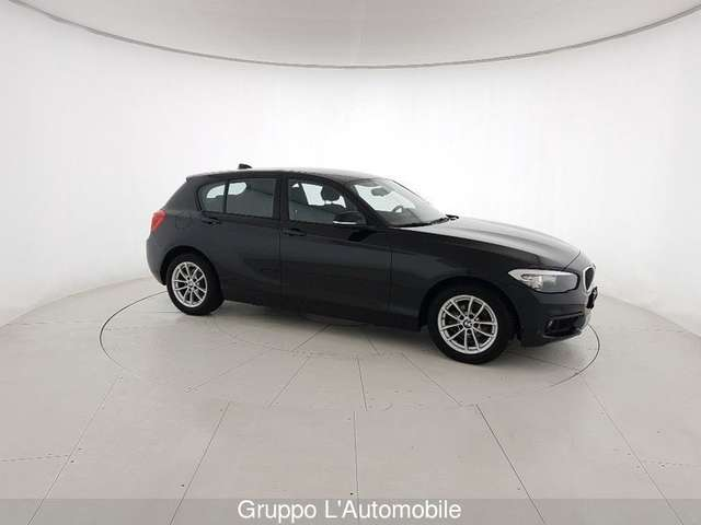 Left hand drive BMW 1 SERIES 118D ADVANTAGE