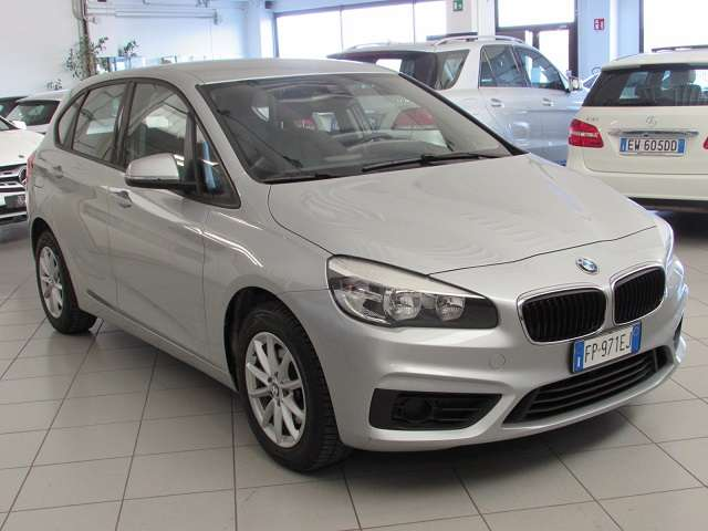 lhd BMW 2 SERIES (04/2018) - SILVER