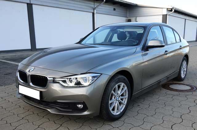 Left hand drive BMW 3 SERIES 316 d Advantage