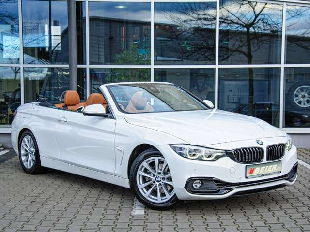 Left hand drive BMW 4 SERIES 420i  Sportline