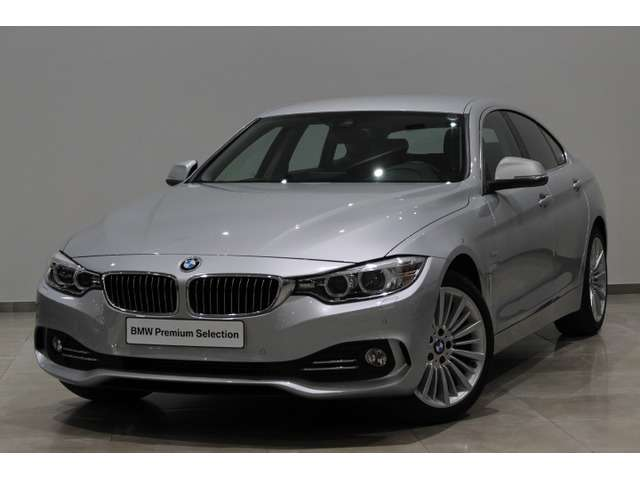Left hand drive BMW 4 SERIES  418d Gran Coupe SPANISH REG