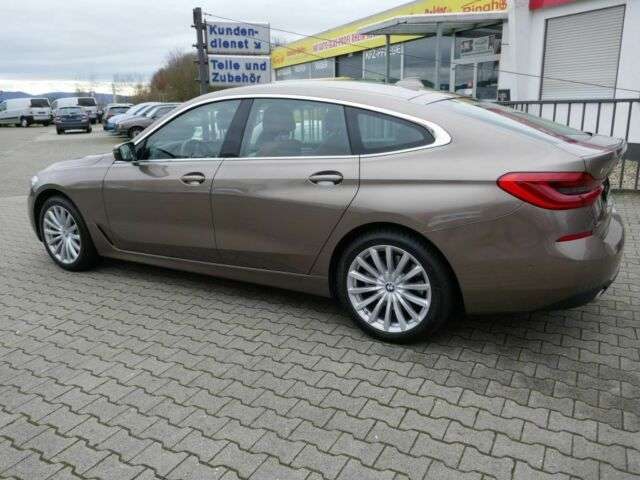 Left hand drive BMW 6 SERIES Gran Turismo 630d xDrive