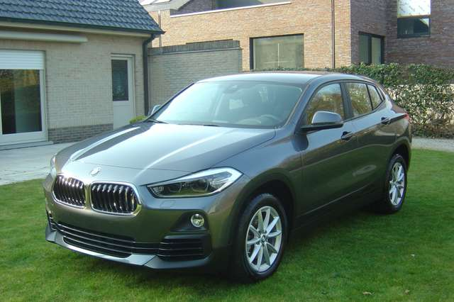 Left hand drive BMW X2 1.5iA sDrive18 Advantage