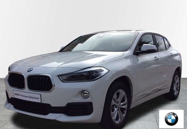 Left hand drive BMW X2 xDrive20d SPANISH REG