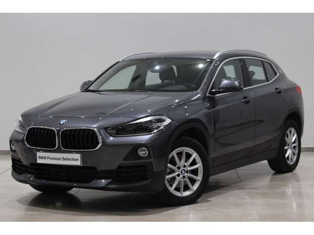 Left hand drive BMW X2 sDrive18d SPANISH REG