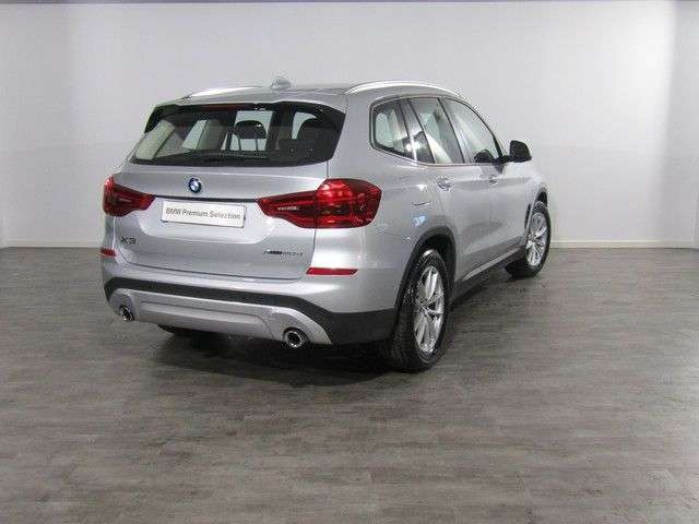 Left hand drive BMW X3 xDrive 20dA
