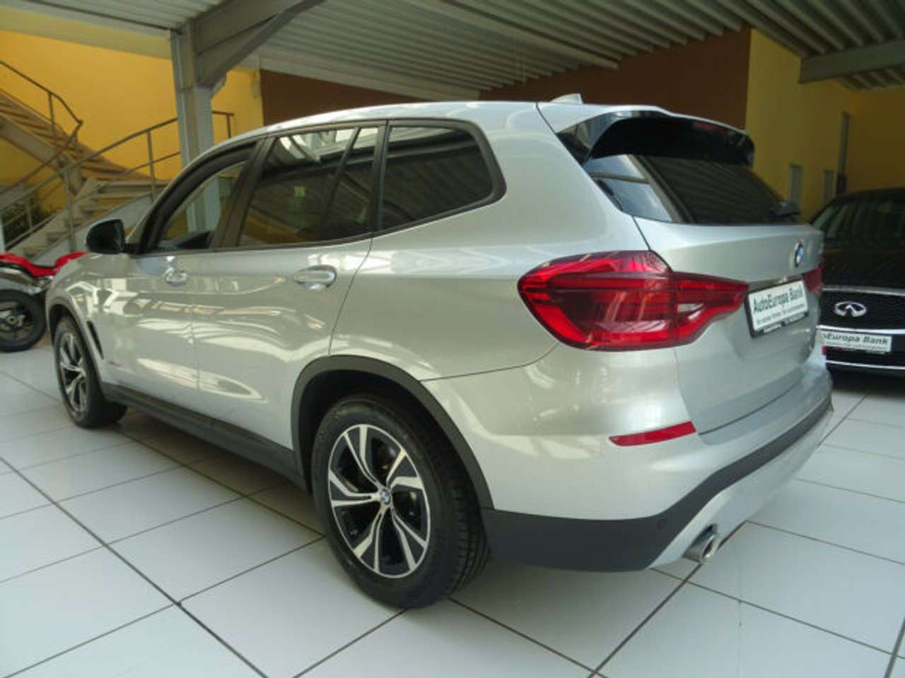 Left hand drive BMW X3  xDrive20d LED/Navi