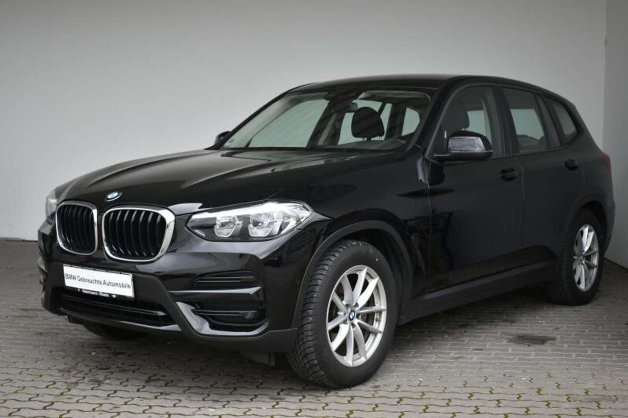 Left hand drive BMW X3  xDrive 20iA